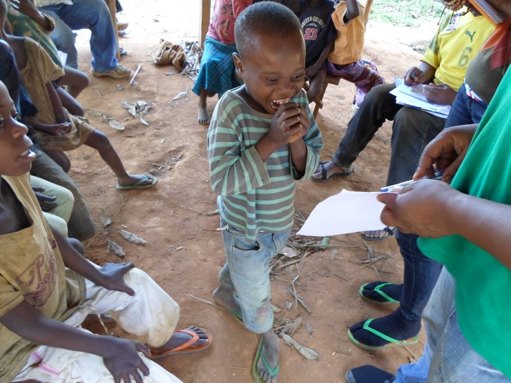 baka people cameroon education